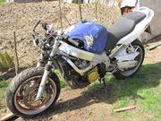 Teileträger Motorrad Honda CBR 600