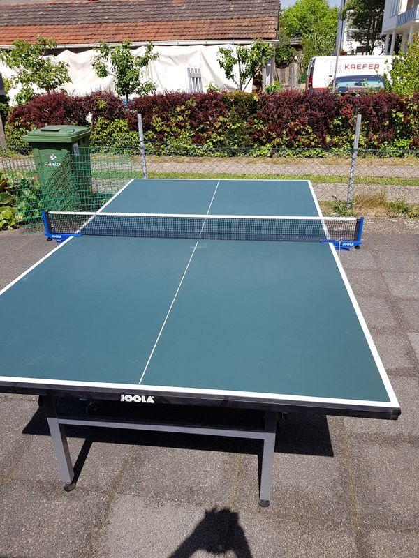 Tischtennisplatte günstig gebraucht kaufen - Tischtennisplatte ...