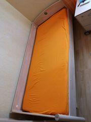Paidi Kinderbett mit Matratze