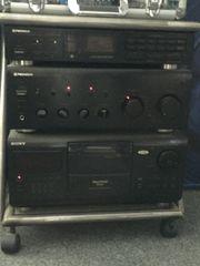 Pioneer/Sony Stereoanlage