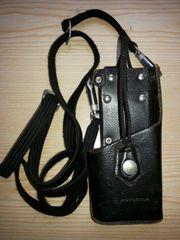 Ledertasche Motorola Saba