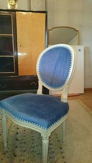 6 Stühle von Warrings