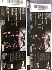 Konzertkarten Metallica Köln 13 6