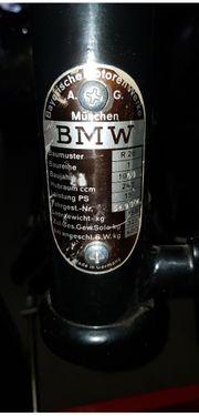 Motorrad BMW R26 Oldtimer