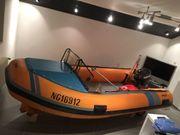 Urlaubsschnäppchen Schlauchboot mit Motor