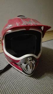 Motorradhelm Kind / Jugenliche