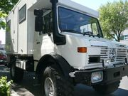 UNIMOG 435 EXPEDITIONSMOBIL -