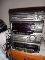 Stereoanlage mit 2