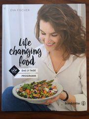 Kochbuch Life changing food Eva