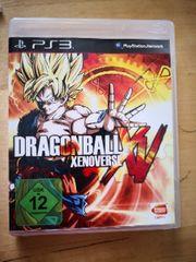 PS3 Spiel Dragonball
