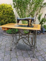 Gritzner Naehmaschine In Ettlingen Sammlungen Seltenes Gunstig