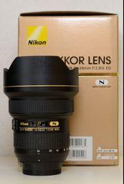 Nikon Nikkor AF-S 14-24 mm