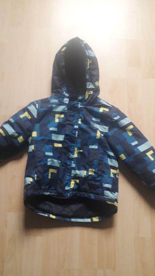 Winterjacke Gr 98 104 lupilu