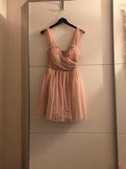 Kleid mit Tüll neu