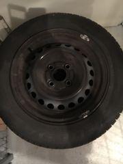 Stahlfelgen mit Reifen 175 65