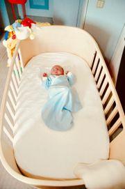 Leander Babybett + Juniorkit