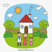 Familie sucht Eigentumswohnung
