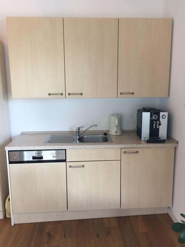 Teeküche Büroküche in Hofheim - Küchenzeilen, Anbauküchen kaufen ... | {Teeküche kaufen 35}