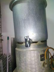 Wurstkessel Kochkessel Schlachtkessel - Gas Betrieb
