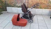 Verkaufe Teutonia Kinderwagen
