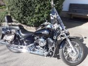 Verkaufe Motorrad- Yamaha XVS650 Drag