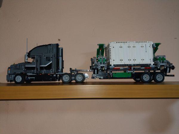 verkaufe lego technic truck