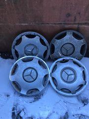 Mercedes Radkappen 4 x