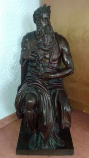 Barbedienne Bronze Moses