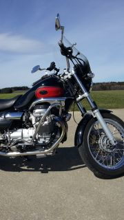 Moto Guzzi Nevada 750 ie