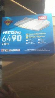 Fritzbox 6490 Cable NEU