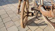 Heuwagen Kutsche ca 200 Jahre