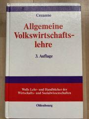 Cezanne - Allgemeine VWL