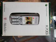 Sony Ericsson K700i Optic Silver