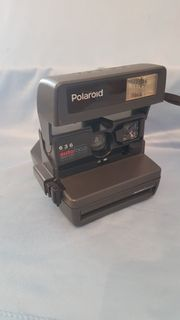drei Polaroid Kameras in sehr