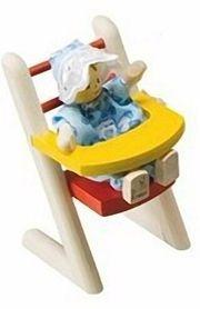 Babystuhl fürs Puppenhaus