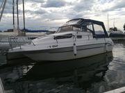 Motorboot Kajütboot