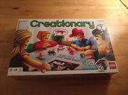 LEGO 3844 Creationary Spiel Spielset