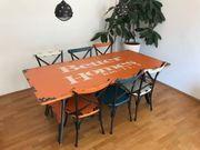 Vintage Tisch Design von KARE