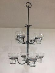 Lampe für Kerzen