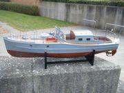 Modellboot Chefboot