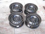 4-STAHLFELGEN-BMW--7J-16--LK5x120--ET31--3er--USW--NP 290 --FP 90 --
