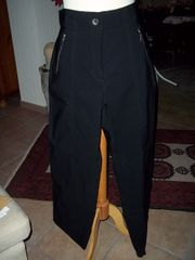 Version Damen Hose schwarz Gr