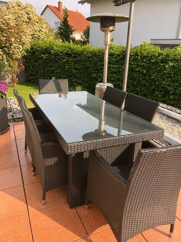 polyrattan Gartenmöbel in Durmersheim - kaufen und verkaufen über ...