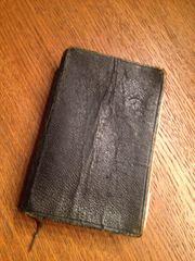 altes evangelisches Gesangbuch