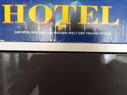 Spiel Brettspiel Gesellschaftsspiel Hotel