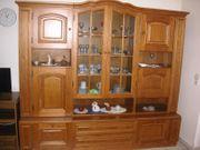 Wohnzimmer-Schrank aus Eiche - Preisgünstig