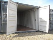 Lager-Garage-Container-Archiv Miniwerkstatt für Privat und