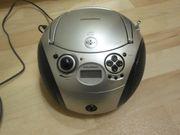 Portable Radio CD/