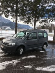 VW Caddy Family