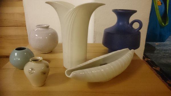 vasen glas gebraucht kaufen nur 3 st bis 65 g nstiger. Black Bedroom Furniture Sets. Home Design Ideas